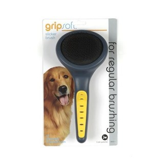 Gripsoft Slicker Brush[Size:Small - Soft Pins]