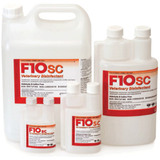 F10 SC Veterinary Disinfectant [Size:5L]