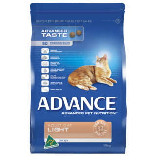 Advance Adult Cat Light - Chicken