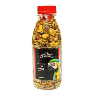 Passwell Fruit and Nut[Size:1.25kg]