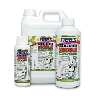 Fido's Fre-Itch Rinse Concentrate
