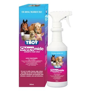 Chloromide Antiseptic  Spray