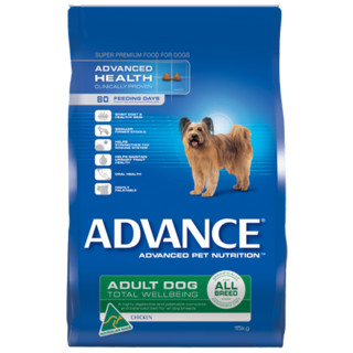 Advance Adult Dog Total Wellbeing All Breed - with Chicken[Size:15kg]