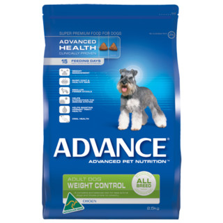 Advance Adult Dog Weight Control All Breed with Chicken