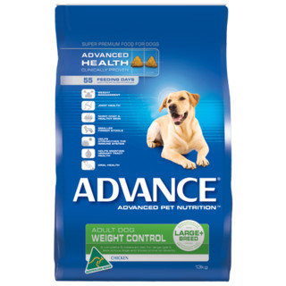 Advance Adult Dog Weight Control Large Breed with Chicken