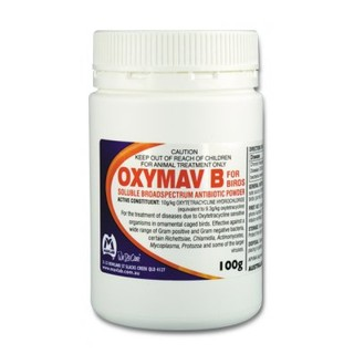 Oxymav B Powder [Size:100gm]