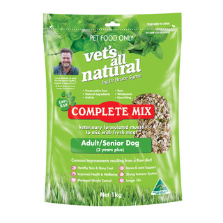 Vet's All Natural Canine Complete Mix Adult / Senior