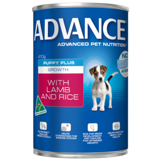 Advance Puppy Plus Growth Wet Food - Lamb and Rice