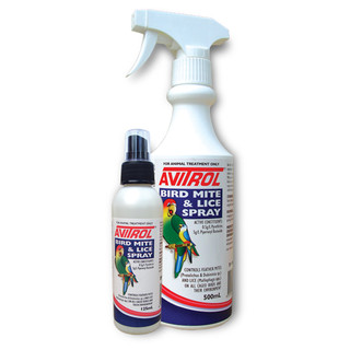 Avitrol Bird Mite and Lice Spray