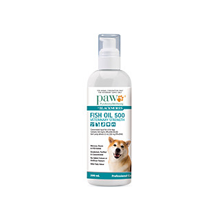 PAW Fish Oil 500 - Vet Strength