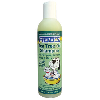 Fido's Tea Tree Oil Shampoo