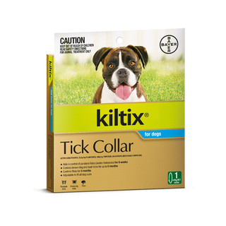 Bay-O-Pet Kiltix Tick Collar for Dogs
