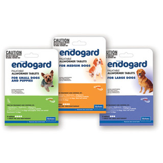 Endogard Tablets Size: Large dogs 20kg - 100 Tablets