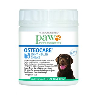 PAW Osteocare  Joint Health Chews[Size:500g]