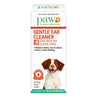 PAW Gentle Ear Cleaner - 120mL
