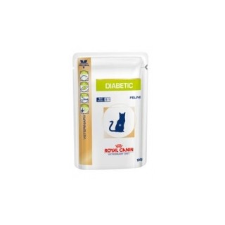 Royal Canin Feline Diabetic Wet Pouches 100g