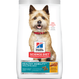 Hills Canine Science Diet Healthy Mobility Small Bites Adult Dry Dog Food