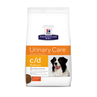 Hills Canine Prescription Diet c/d Multicare Urinary Care Dry Dog Food