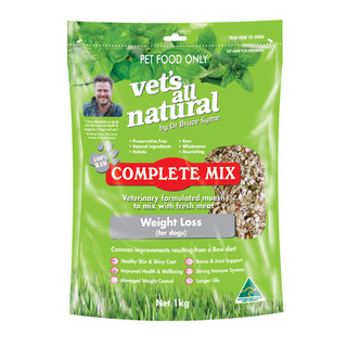 Vet's All Natural Canine Complete Mix Weight Loss