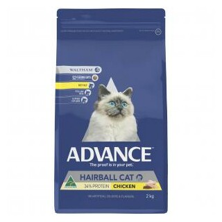 Advance Adult Cat Hairball - Chicken 2kg