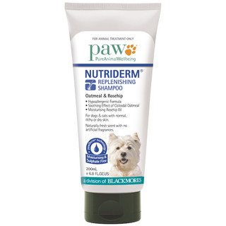 PAW Nutriderm Replenishing Shampoo - 200mL